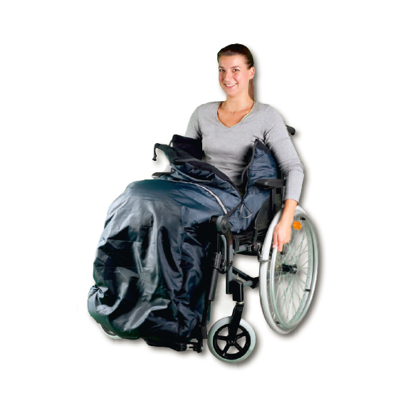 vreca za zimu za invalidska kolica